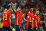 EURO2020 atranka: Ispanija palaužė Švediją, lenkai linksminosi su Izraeliu