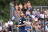 """Planai keičiasi: """"Inter"""" klubas parduoda M.Icardį"""