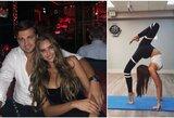 """Olimpinės čempionės verdiktas: """"Normalūs vyrai neturėtų naudotis """"instagram"""""""