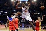 """""""Clippers"""" įtikino D.Jordaną: amerikietis nusprendė į """"Mavericks"""" nesikelti"""