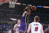 L.Jamesas nėra NBA populiarėjančios tendencijos šalininkas