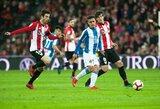 """""""Athletic"""" ir """"Espanyol"""" komandos išsiskyrė taikiai"""