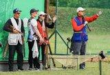 Lietuvos šauliai Europos čempionate pradėjo kovą dėl olimpinių kelialapių