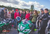 """Motociklininkų pavasaris prasideda specialia akcija """"#NesukRankenosGatvėje"""""""
