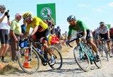 """J.Degenkolbas laimėjo devintąjį """"Tour de France"""" etapą, G.van Avermaetas pabėgo nuo persekiotojų"""
