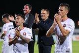 "Lietuviškame ""Gorica"" klube – aštuoni teigiami COVID-19 testai"