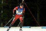 """Biatlonininkas V.Strolia apie Pjongčango olimpiadą: """"Nenoriu būti tik dalyviu"""""""