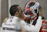 Dėl variklio gedimo pergalę praradęs C.Leclercas sulaukė L.Hamiltono užuojautos, S.Vettelis prisiėmė kaltę dėl lemtingos klaidos