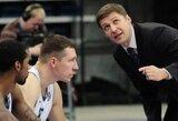 Vilčių nepateisinęs D.Kairys paliko Minsko komandą