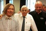 Profesionalus boksas Lietuvoje nuo šiol oficialiai laikysis pasaulinių standartų