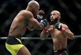 """""""UFC 227"""" turnyre – geriausio dabartinio kovotojo sugrįžimas ir akistata su olimpiniu čempionu"""