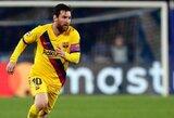 L.Messi mato ir teigiamą koronaviruso pandemijos sukeltos pertraukos pusę