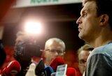 """Pastiprinimo sulaukęs D.Adomaitis: """"Tikiu, kad laimėsime prieš Kroatiją"""""""