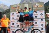K.Sosna šventė pergalę UCI lenktynėse Turkijoje