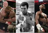 Top 30: brangiausios visų laikų bokso kovos, įvertinus infliaciją