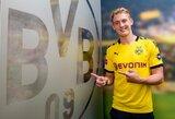 """Oficialu: """"Borussia"""" prisiviliojo ir J.Brandtą"""