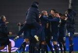 """Neįtikėtina: dešimtyje rungtyniauti likęs """"Porto"""" per pratęsimą iš tolimesnių Čempionų lygos kovų eliminavo """"Juventus"""" su C.Ronaldo"""