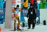 Persekiojimo lenktynėse T.Kaukėnas užėmė 53 vietą (komentaras)