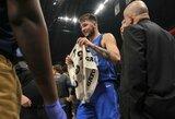 """""""Nuggets"""" treneris L.Dončičių palygino su dvejomis NBA legendomis"""