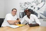 """Oficialu: """"M.Borussia"""" įsigijo Šveicarijos rinktinės narį B.Embolo"""