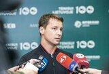 """Savo biudžeto dydį įvardijęs R.Berankis atvirai apie kitus lietuvių tenisininkus: """"Jie pinigų neturi"""""""