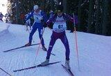Sėkmingas G.Leščinskaitės pasirodymas Pasaulio jaunių biatlono čempionato persekiojime