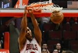 "C.Felicio susitarė su ""Bulls"" dėl naujo kontrakto"