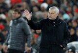 J.Mourinho supeikė VAR – užkliuvo sistemos stabilumas