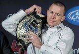 UFC legenda ruošiasi paskelbti apie karjeros pabaigą, C.Nurmagomedovas ragina jį susikauti tarpusavyje