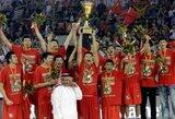 Nauja pasaulio krepšinio čempionato šeimininkė – Kinija