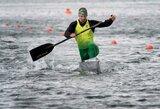 Baidarių ir kanojų irkluotojai pradeda kovą dėl olimpinių kelialapių