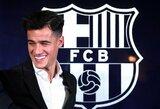"""P.Coutinho kainos nustebintas I.Rakitičius: """"Dabar jis yra didžiausiame pasaulio klube"""""""