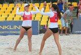 Vilniuje paaiškėjo Lietuvos jaunių paplūdimio tinklinio čempionai