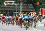Pirmajame dviračių lenktynių Malaizijoje etape A.Kruopis finišavo 12-as