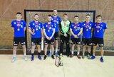 Lietuvos universitetų studentų rankinio čempionate nugalėjo klaipėdiečiai