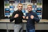 """Artėjant """"Dream Boxing & KOK World Series 2018"""": aiškūs lietuvių varžovai ir turnyro programa"""