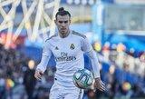 """G.Bale'as atmetė galimybę palikti """"Real"""" šią žiemą"""