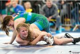 Šiauliuose paaiškėjo Lietuvos jaunimo imtynių čempionai