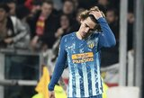 """""""Barcelona"""" gynėjas S.Umtiti: """"A.Griezmannas gali pasigailėti, jeigu paliks """"Atletico"""""""