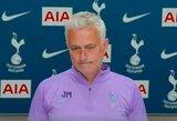 """D.Alli diskvalifikacija suerzino J.Mourinho: """"Kiti pridarė didesnių nesąmonių ir nebuvo nubausti"""""""
