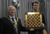 Š.Šulskis – tarp Heistingso šachmatų kongreso nugalėtojų