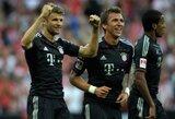 """""""Bayern"""" klubas palaužė """"Borussia"""" bei iškovojo Vokietijos Supertaurę"""