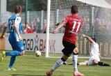 """""""Hannover"""" be M.Stankevičiaus pagalbos žengė į kitą Vokietijos taurės etapą"""