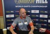 Paaiškėjo tikslus D.Labanausko mačo laikas pasaulio čempionato aštuntfinalyje