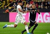 Dviejų įvarčių deficitą panaikinusi Argentina 85-ąją minutę išplėšė lygiąsias su Vokietija
