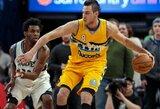 Trys NBA komandos susitarė dėl mainų