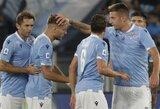 """""""Lazio"""" susitvarkė su """"Parma"""" futbolininkais"""