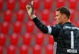 """Oficialu: """"Bayern"""" pratęsė sutartį su M.Neueriu"""