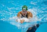 Atvirose Lietuvos plaukimo žiemos pirmenybėse dalyvaus geriausi šalies plaukikai, tarp kurių bus ir R.Meilutytė