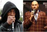 """T.Fury apie A.Joshua kalbą: """"Jei aš tai pasakyčiau, būčiau nukryžiuotas kaip Jėzus Kristus"""""""